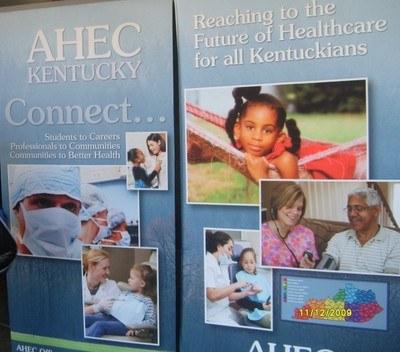 AHEC Sign