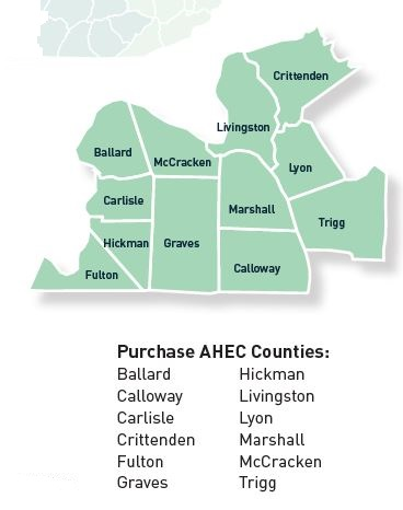 Purchase AHEC counties