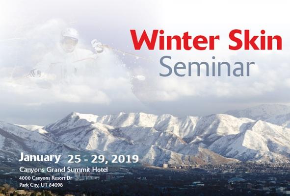Winter Skin Seminar 2019 - January 25-29, 2019 — School of Medicine