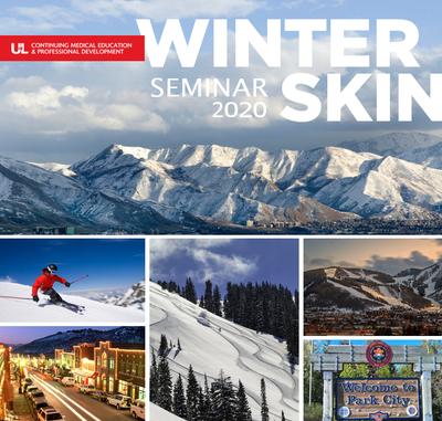 Winter Skin Seminar 2020 - January 23-28, 2020 — School of