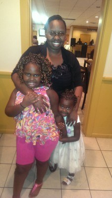 Beatrice and daughters