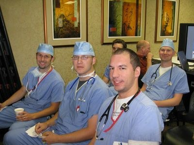 Additional photo of a grand rounds session