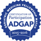 ADGAP Certification of Participation Logo