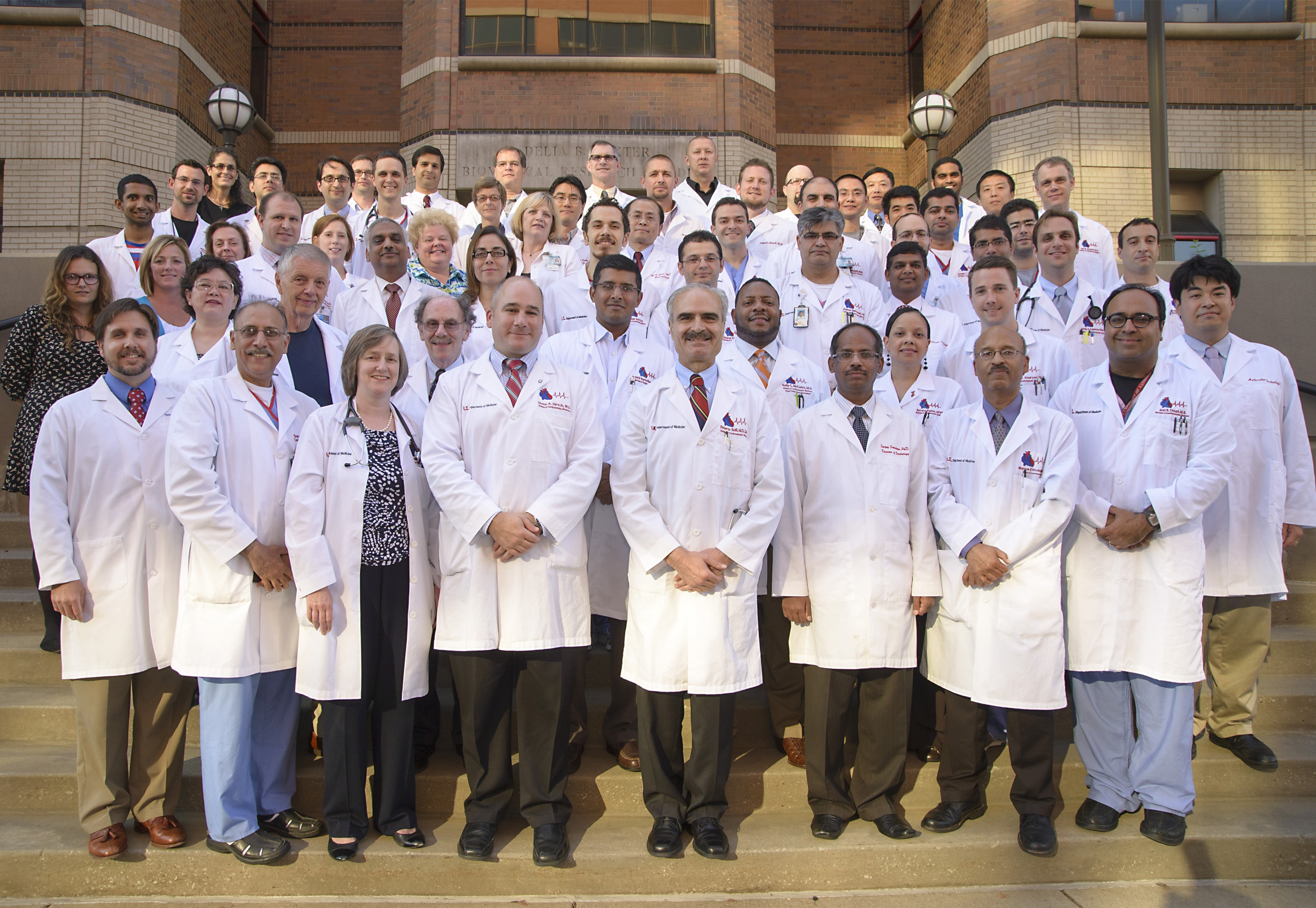 clinical faculty at the Division of Cardiovascular Medicine