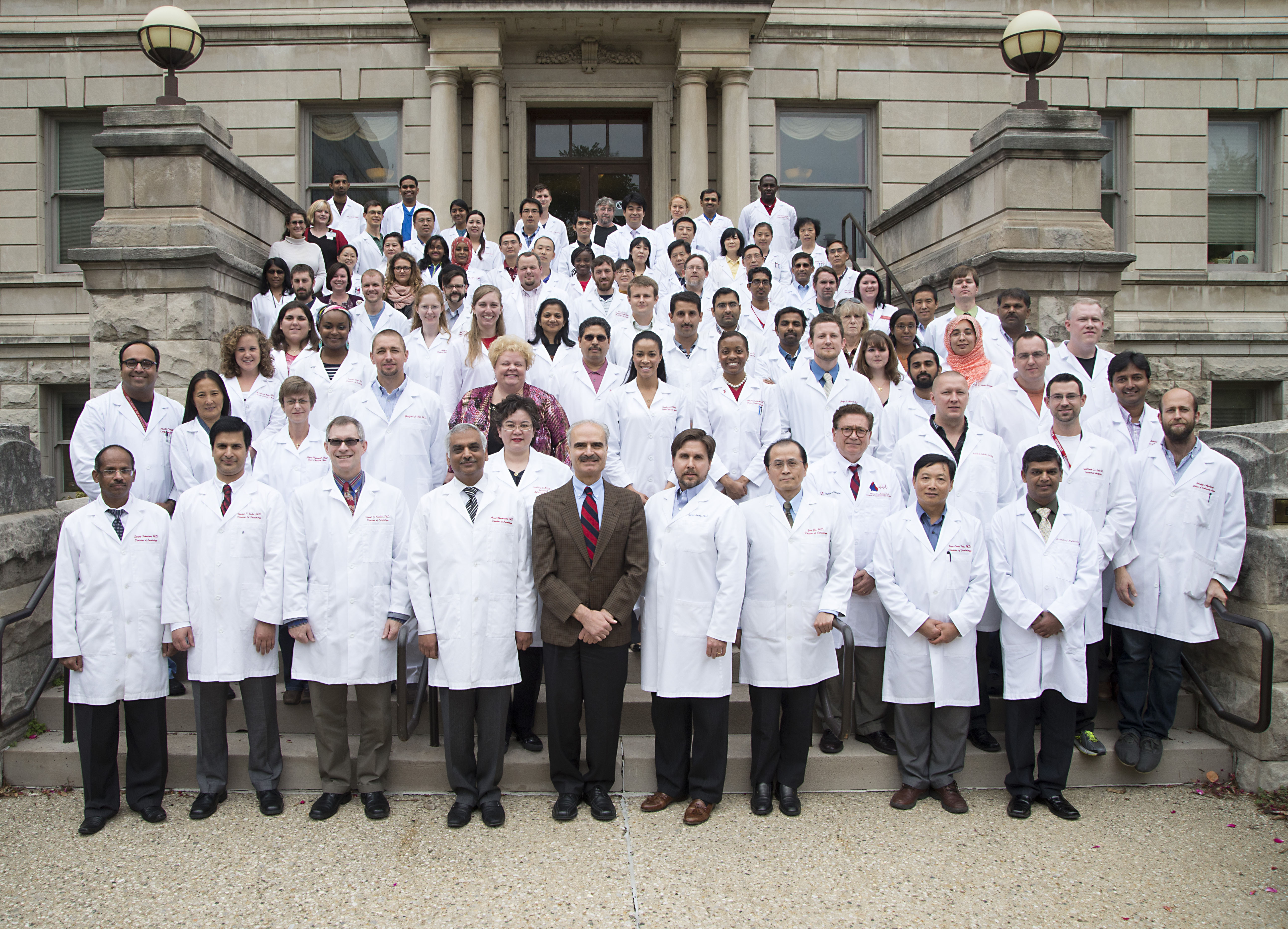Research faculty at the Division of Cardiovascular Medicine