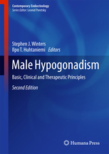 Male Hypogonadism textbook cover