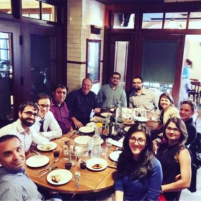 Dinner at ASCO Annual Meeting 2018