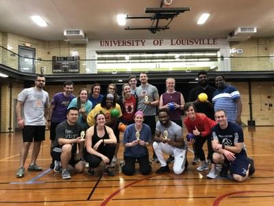 BCC Dodgeball Tournament 2019