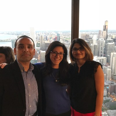 Get together during in Chicago ASCO Annual meeting 2018