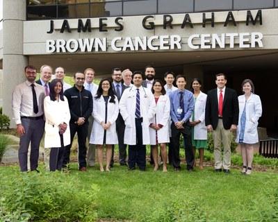 2018 UofL Oncology fellowship graduates