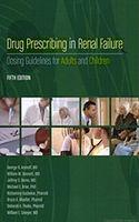 Cover of Drug Prescribing in Renal Failure book