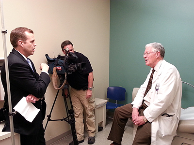 Dr. Winters interview