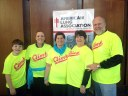 UofL pulmonary division takes part in ALA Fight For Air Climb