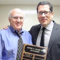 Jorizzo delivers inaugural Callen Lecture