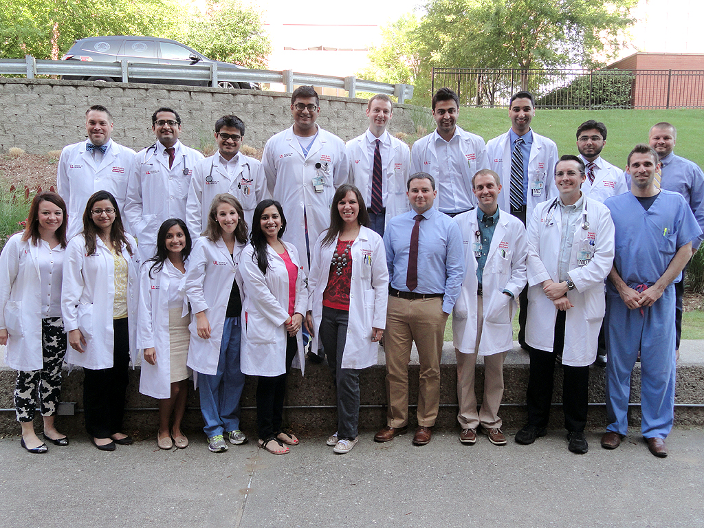 UofL residents complete another successful fellowship match