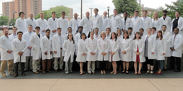 UofL residents fulfill another successful fellowship match