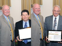 DOM faculty honored for years of service