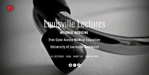 Department launches free open access internal medical education series