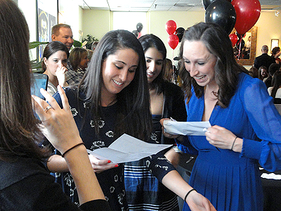 Residency programs roll another perfect match (w/ VIDEO)
