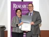 DOM members make impact at 2018 Research!Louisville
