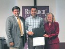 Department earns several awards at 2014 Research!Louisville