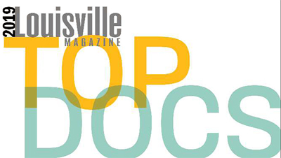 16 UofL Department of Medicine faculty named 'Top Docs' for 2019