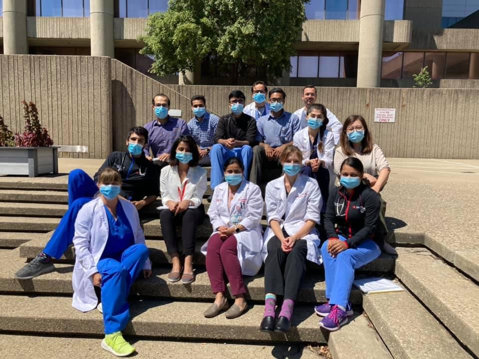 Neurology Residents