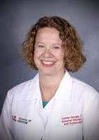 Portrait of Ashlee Bergin, MD