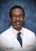 Portrait of Dr. Francis
