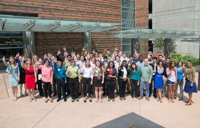 NCI Cancer Education Program Group Photo 2014