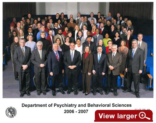Department Picture 2006-2007