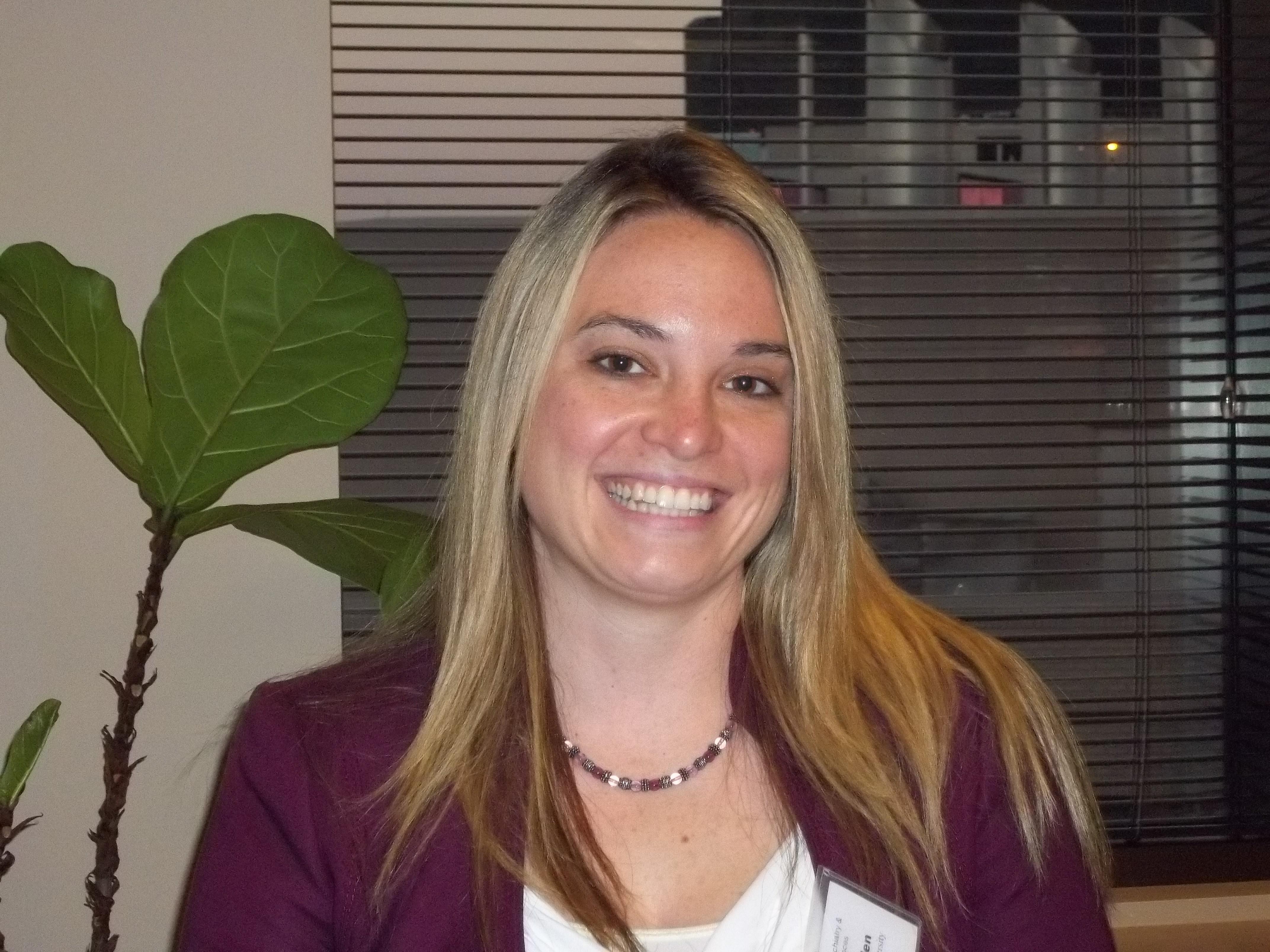 Tracy Eells, Ph.D., MBA