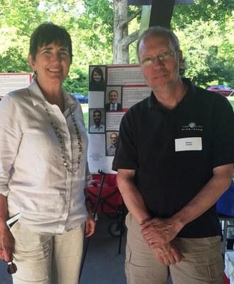 Program Directors at Department Picnic