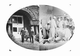 Historical Images of UofL Hospital