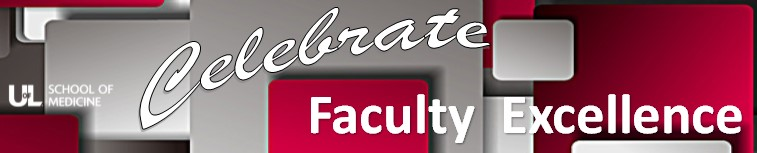 Celebrate SOM Faculty Excellence Banner