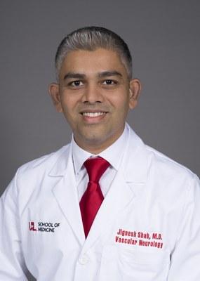 Jignesh Shah, MD, Department of Neurology