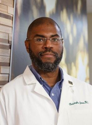 Christopher Jones, MD, Associate Professor of Surgery