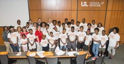 1+1=U Summer Youth Enrichment Program