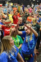 $200,000 goal set for 2015 raiseRED Dance Marathon to benefit pediatric cancer research