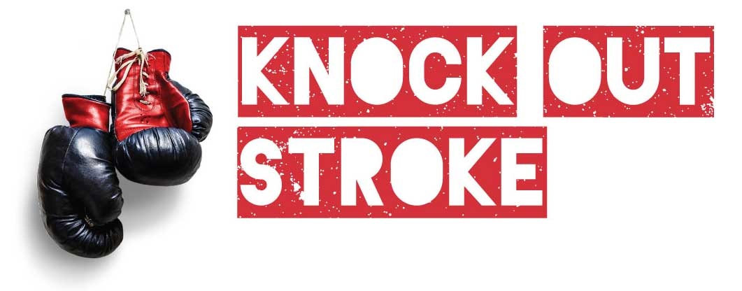 2nd Annual Knock Out Stroke! May 12 at Muhammad Ali Center