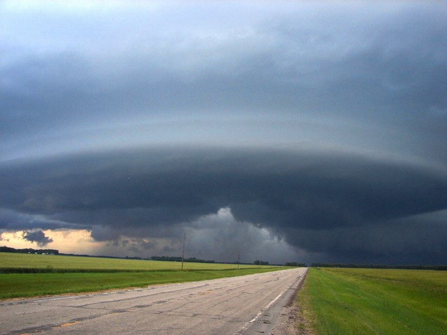 A life in the clouds:  The science of extreme weather