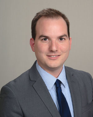 Andrew Bankston, Ph.D., elected to National Postdoctoral Association board