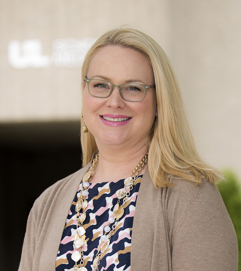 Amy Holthouser, M.D., selected for executive leadership program in medical education