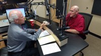 """Barry Kerzin, M.D., advocate for physician compassion, interviewed on """"UofL Today with Mark Hebert"""""""