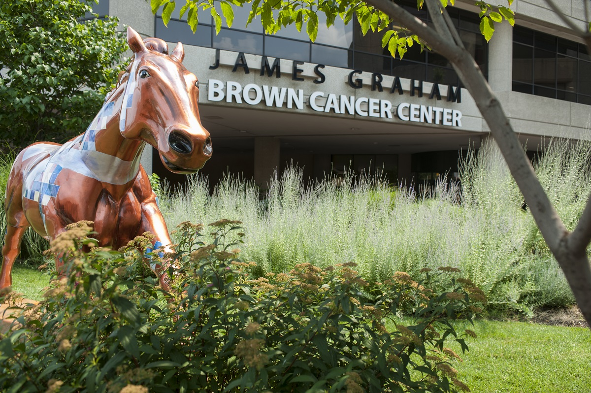 Breast center organization reaccredits Brown Cancer Center