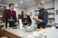 Culinary medicine program gives future doctors hands-on skills to help patients eat better