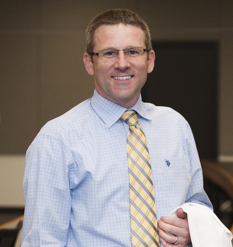 UofL's Michael Lovelace selected for national family medicine leadership program