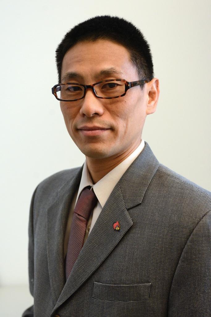 Nobuyuki Matoba, Ph.D.