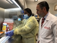 Pfizer Inc. designates UofL first-of-its-kind Center of Excellence for epidemiological research