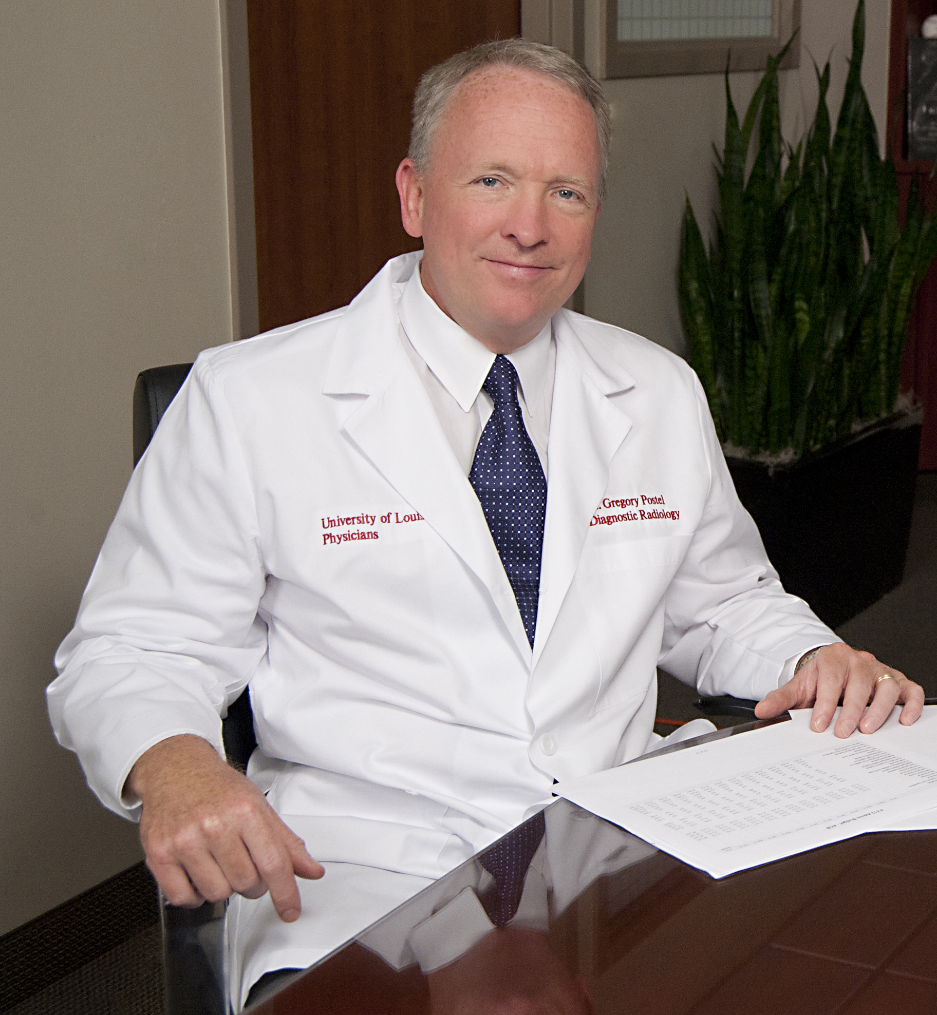 Postel named permanent CEO of UofL Physicians, vice dean of clinical affairs at UofL School of Medicine